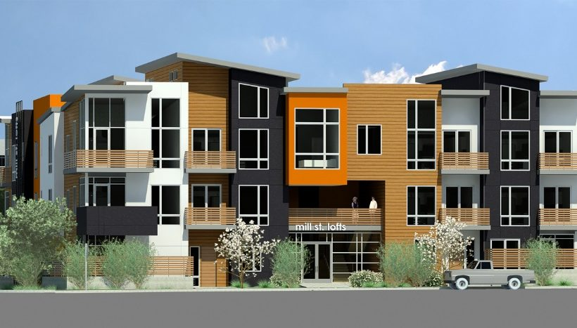 New Residential Project Planned for Mill Street