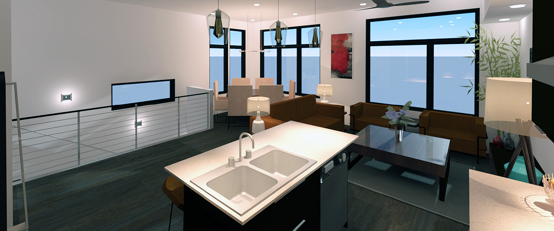 High Street Townhomes - Interior